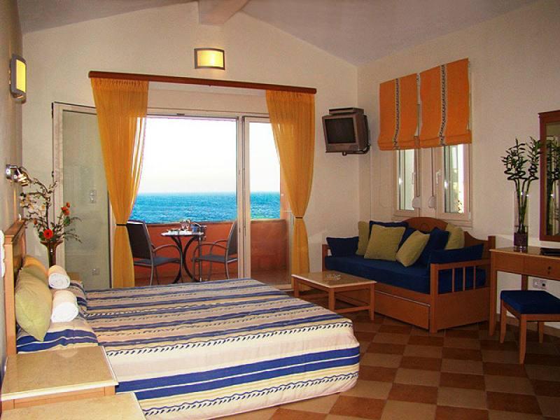 Hotel Seaview - Karfas - Chios